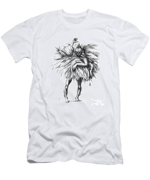 The Dance Macabre Men's T-Shirt (Athletic Fit)