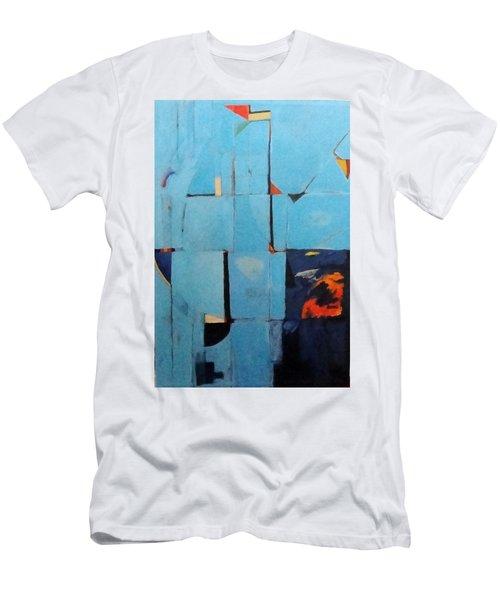 The Day Dispatches The Night Men's T-Shirt (Slim Fit) by Bernard Goodman