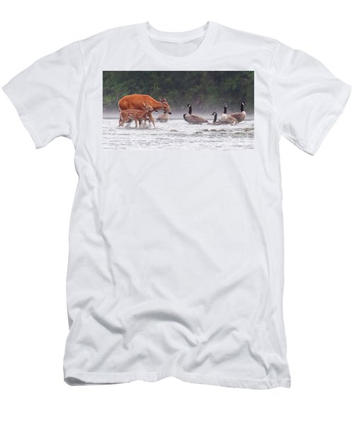 The Encounter Men's T-Shirt (Athletic Fit)