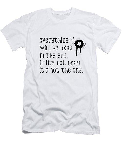 The End Men's T-Shirt (Athletic Fit)