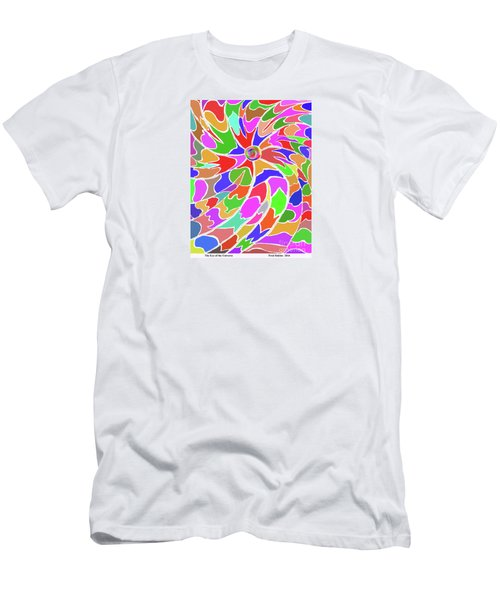 The Eye Of The Universe Men's T-Shirt (Athletic Fit)