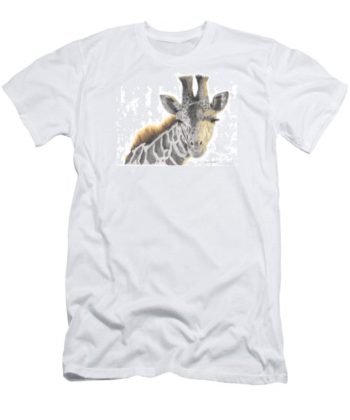 The Eyes Have It Men's T-Shirt (Slim Fit) by Phyllis Howard