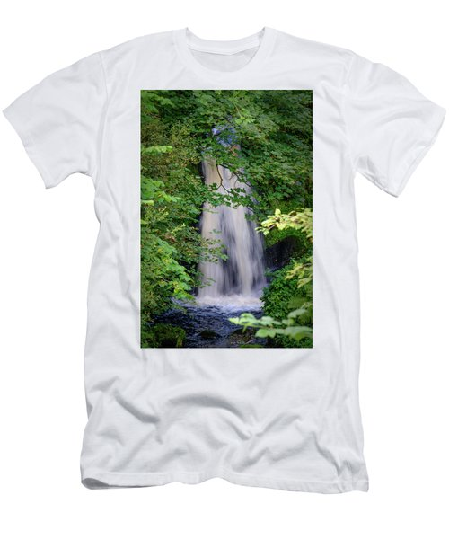 The Falls At Patie's Mill Men's T-Shirt (Athletic Fit)