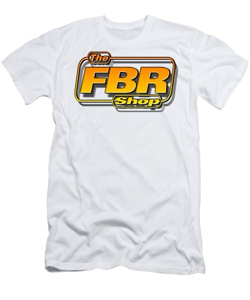 The Fbr Shop 001 Men's T-Shirt (Athletic Fit)
