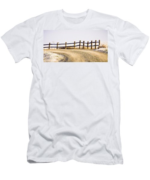 The Fence Men's T-Shirt (Athletic Fit)