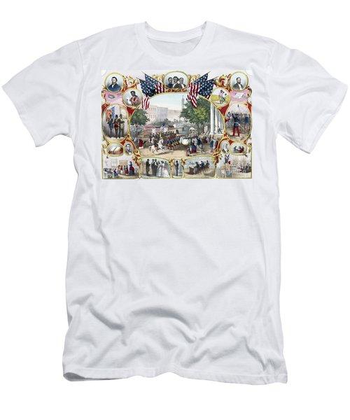 The Fifteenth Amendment Men's T-Shirt (Athletic Fit)