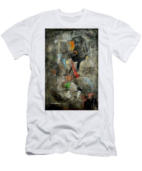 The Fine Line Men's T-Shirt (Athletic Fit)