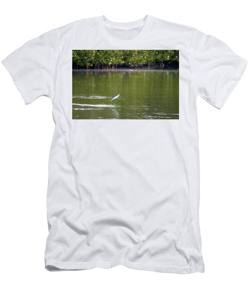 The Fish Are Jumping Men's T-Shirt (Athletic Fit)