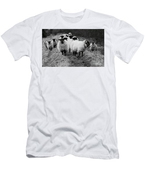 The Flock 1 Men's T-Shirt (Athletic Fit)