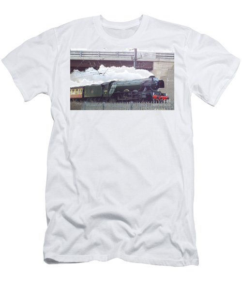 The Flying Scotsman Men's T-Shirt (Athletic Fit)