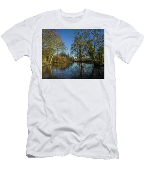 The Ford At The Street Men's T-Shirt (Athletic Fit)