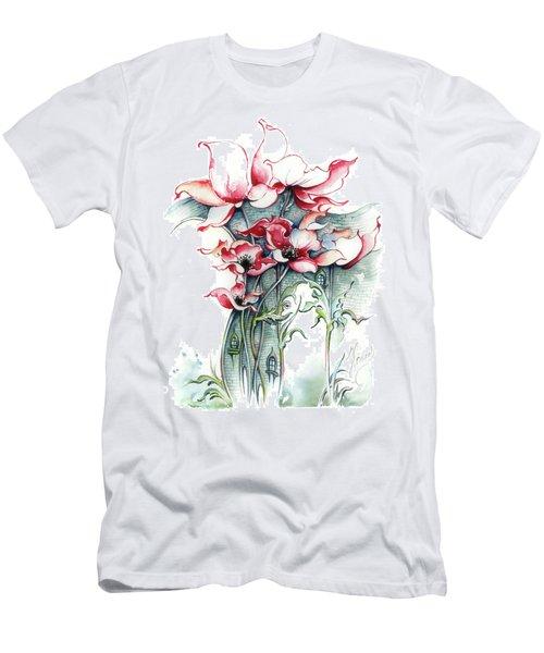 The Gateway To Imagination Men's T-Shirt (Athletic Fit)
