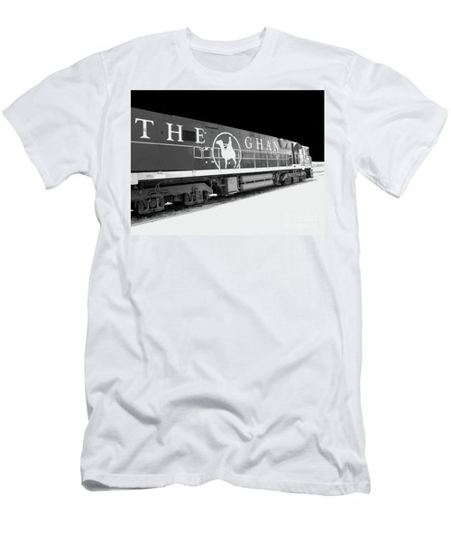The Ghan Bw Men's T-Shirt (Athletic Fit)