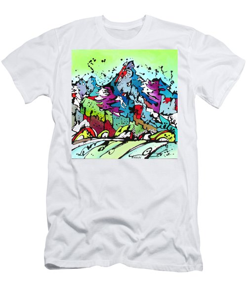 The Grand Life Men's T-Shirt (Athletic Fit)