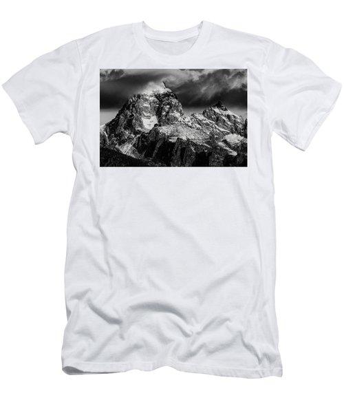The Grand Teton Men's T-Shirt (Athletic Fit)