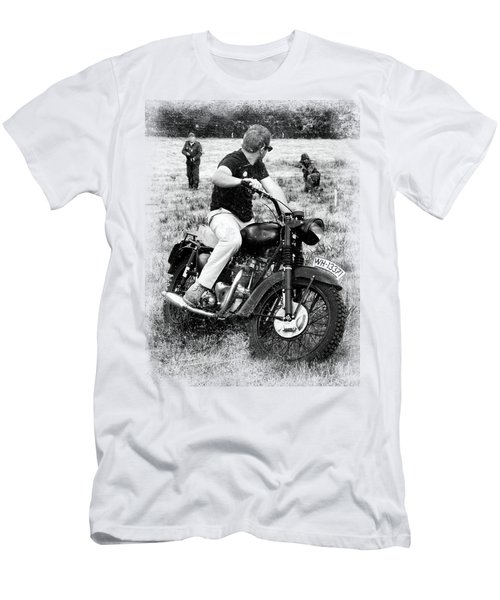 The Great Escape Men's T-Shirt (Athletic Fit)