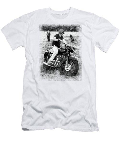The Great Escape Men's T-Shirt (Slim Fit)