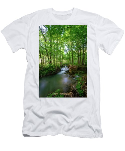 The Green Forest Men's T-Shirt (Athletic Fit)