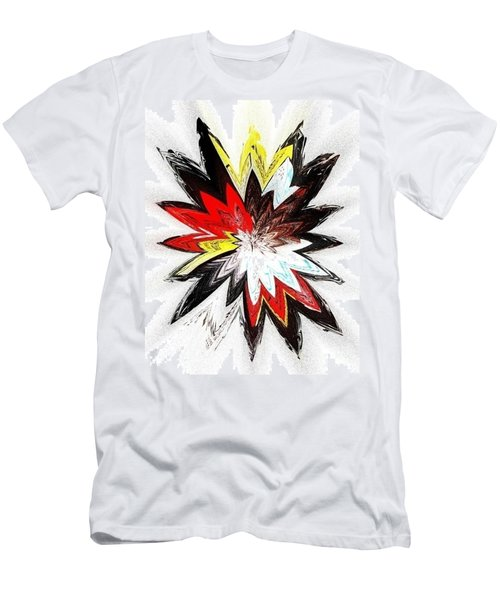 The Happy Asteroids Men's T-Shirt (Athletic Fit)