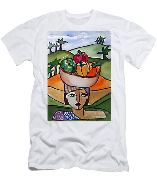 The Harvest Men's T-Shirt (Athletic Fit)
