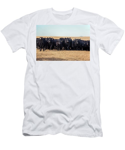 The Herd Rushes In Men's T-Shirt (Athletic Fit)