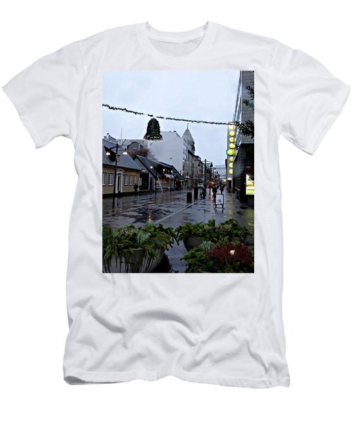 The High Street Men's T-Shirt (Athletic Fit)