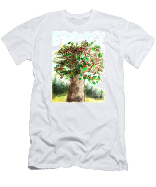The Holy Oak Tree Men's T-Shirt (Athletic Fit)