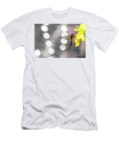The Hoverfly Men's T-Shirt (Athletic Fit)