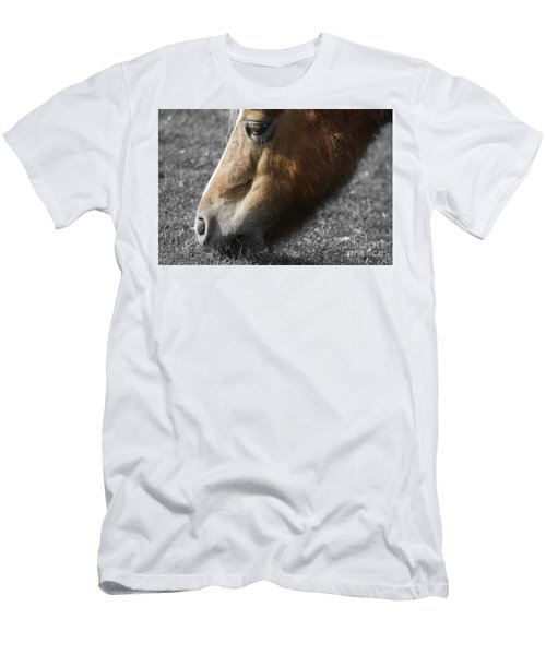 The Hungry Horse Men's T-Shirt (Athletic Fit)