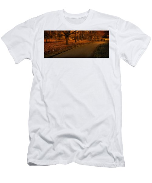 The Innocent Railway Path Men's T-Shirt (Slim Fit)