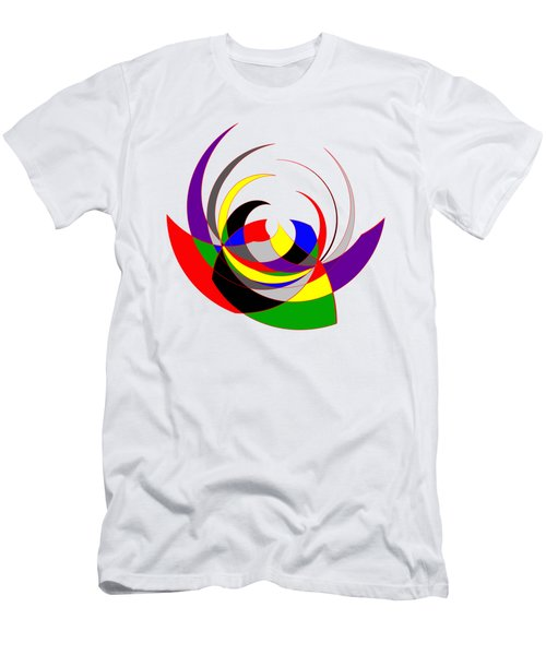 The Jester Men's T-Shirt (Slim Fit) by Methune Hively