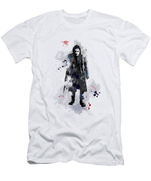 The Joker Men's T-Shirt (Slim Fit) by Marlene Watson