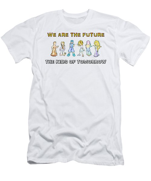 The Kids Of Tomorrow Men's T-Shirt (Athletic Fit)