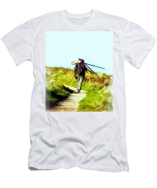 The Last Shot Men's T-Shirt (Athletic Fit)