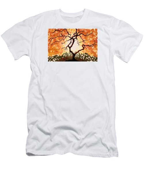 The Living Tree Men's T-Shirt (Slim Fit) by Patricia Arroyo
