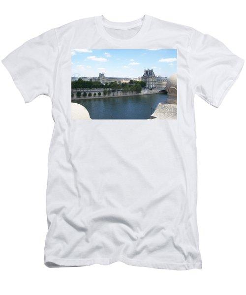 The Louvre Men's T-Shirt (Athletic Fit)