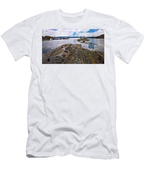 The Magic Of Lindoya Men's T-Shirt (Athletic Fit)