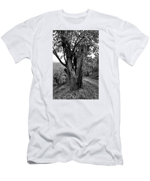 The Maltreated One Men's T-Shirt (Slim Fit) by Goyo Ambrosio