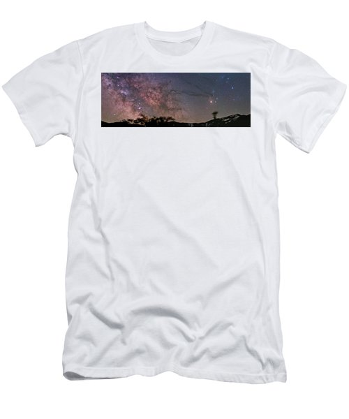 The Milky Way Core Men's T-Shirt (Athletic Fit)