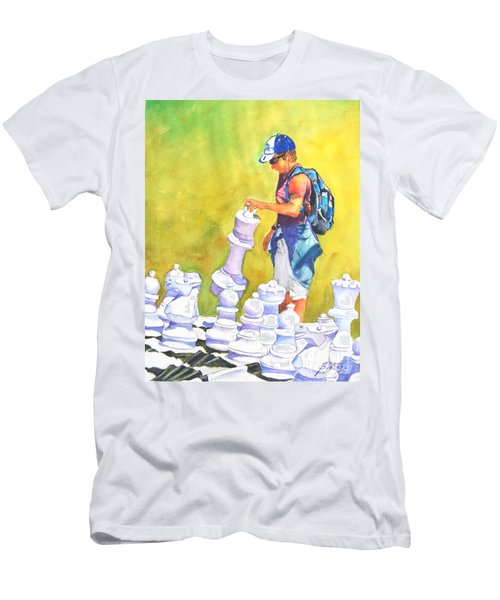 The Next Move #2 Men's T-Shirt (Athletic Fit)