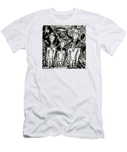 The Nod Trio Circa 1967 Men's T-Shirt (Athletic Fit)