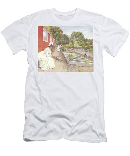 The Nursery Men's T-Shirt (Athletic Fit)