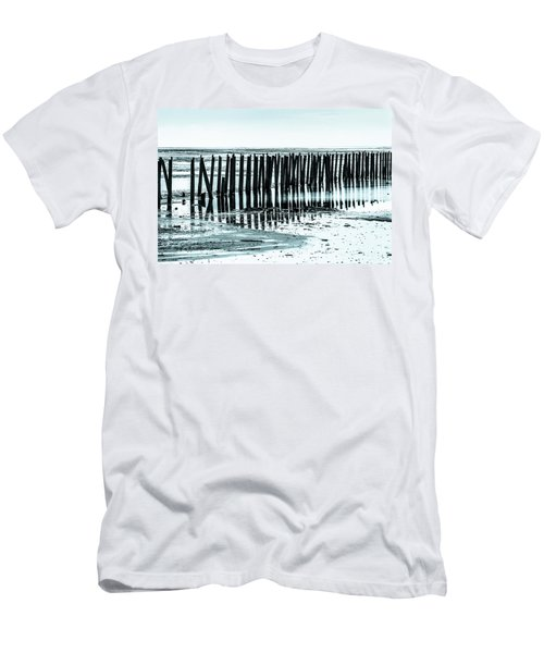The Old Docks Men's T-Shirt (Athletic Fit)