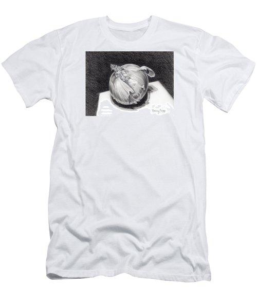 The Onion Men's T-Shirt (Slim Fit) by Nancy Cupp