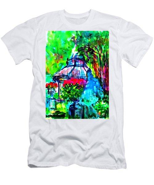 The Park Men's T-Shirt (Athletic Fit)