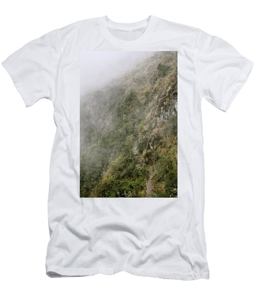 The Path To Self-discovery Men's T-Shirt (Athletic Fit)