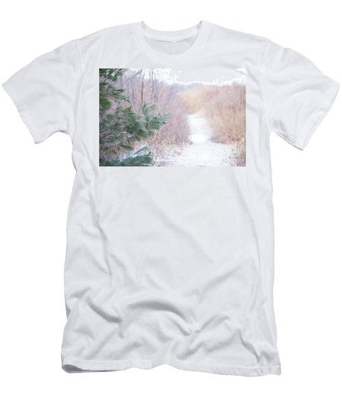 The Path Untraveled  Men's T-Shirt (Athletic Fit)