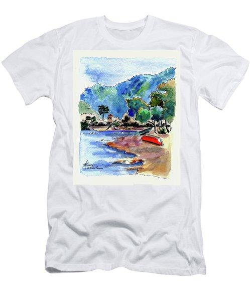 The Peloponnese Men's T-Shirt (Athletic Fit)