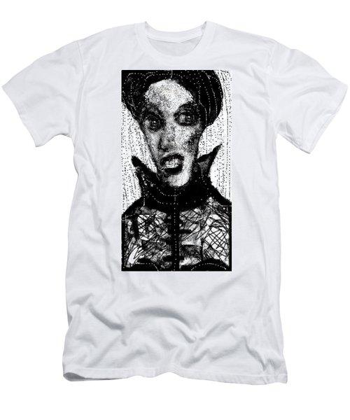 The Pompous Prince Men's T-Shirt (Athletic Fit)