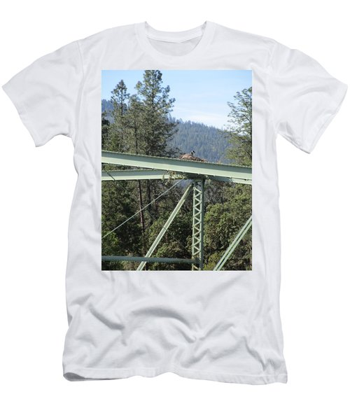 Men's T-Shirt (Slim Fit) featuring the photograph The Pretender by Marie Neder